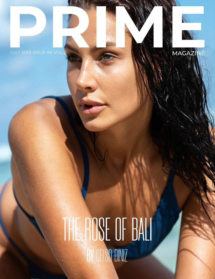 Editorial on PRIME Magazine - Bali, August 2nd, 2019