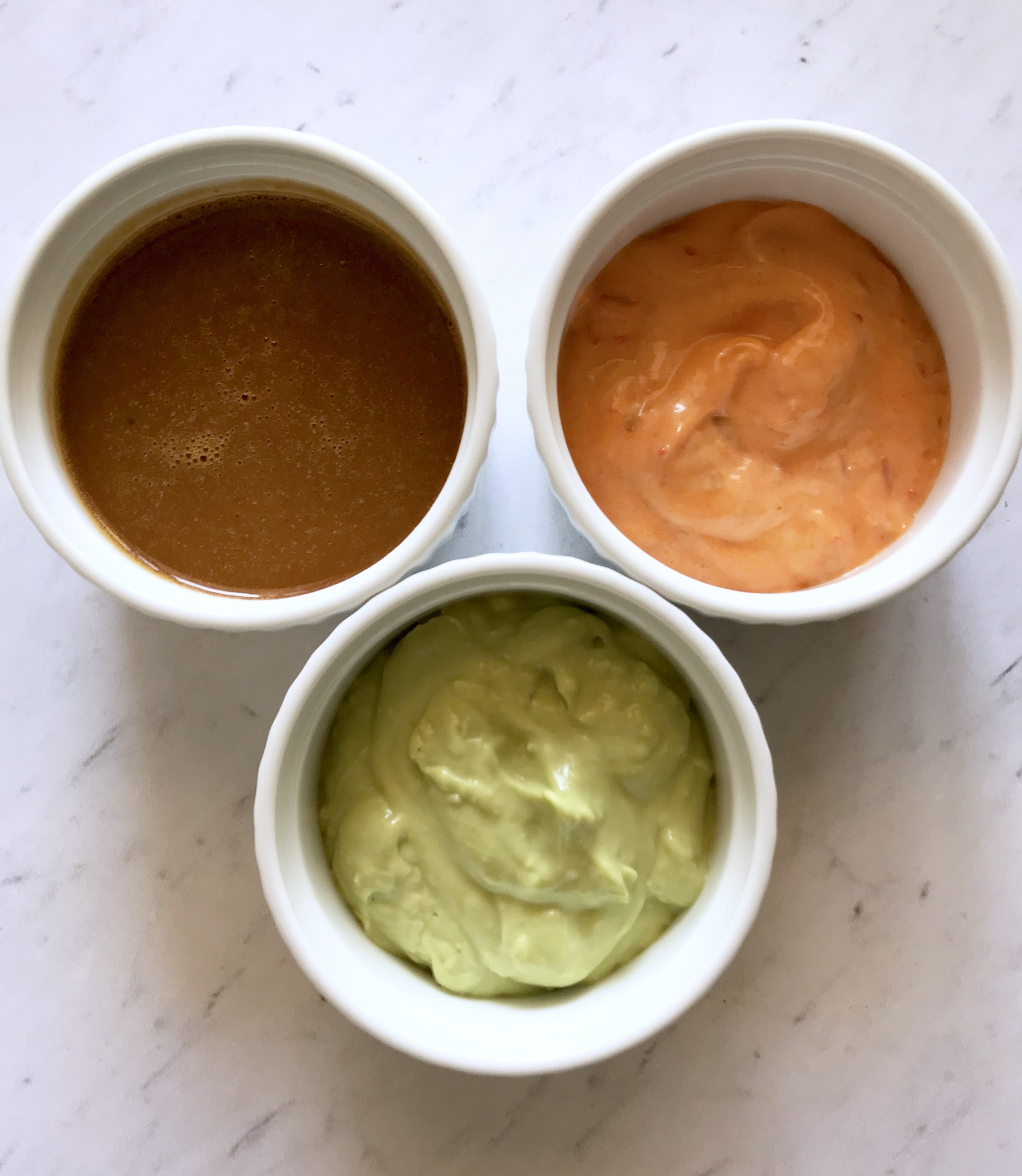 5 Sauces for Every Grain Bowl