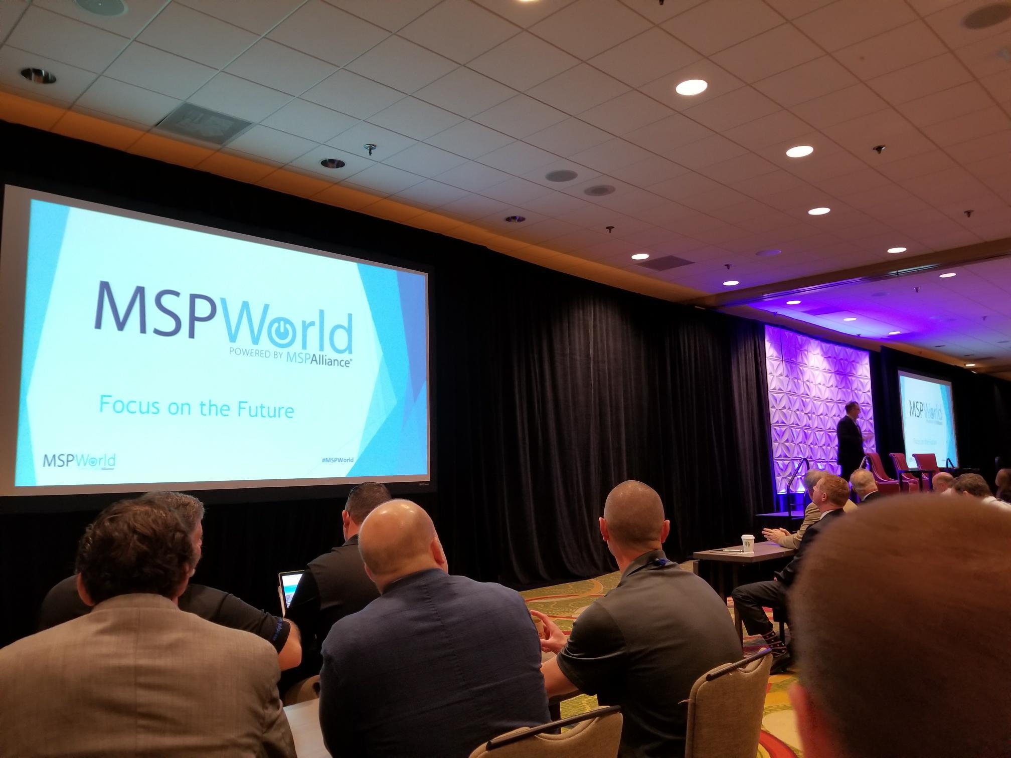 MSPWorld 2018 - Pioneer Technology