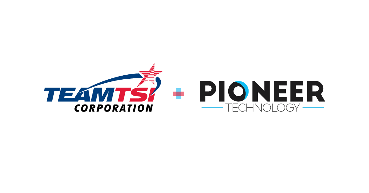 Team TSI and Pioneer Technology Strategic Partnership