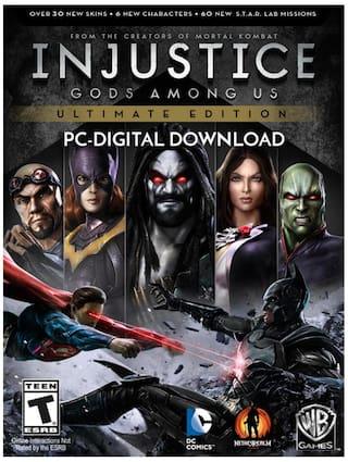 Injustice: Gods Among Us (Steam)
