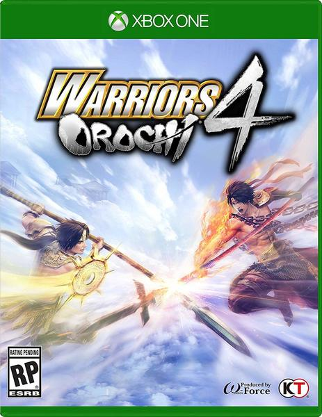 Warriors Orochi 4 (XBO)