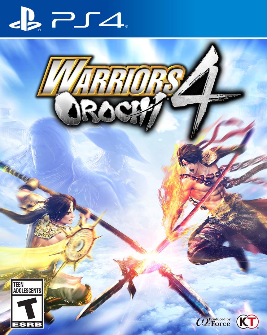 Warriors Orochi (PS4)