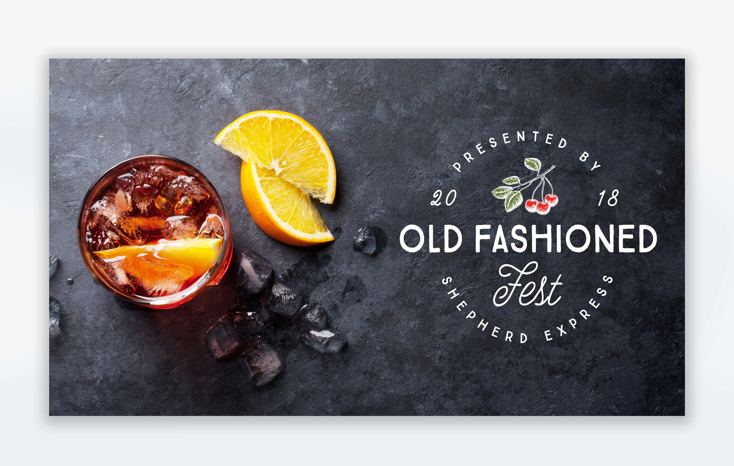 Old Fashioned Fest  Branding