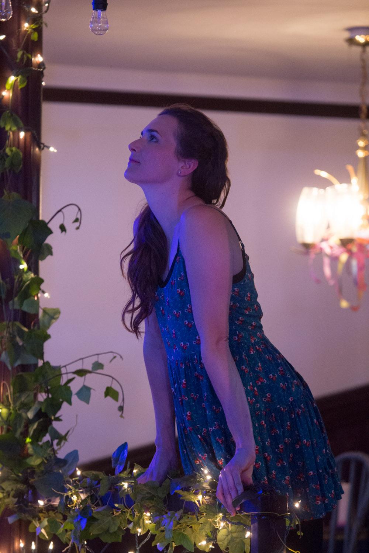 Mairin Lee as Juliet
