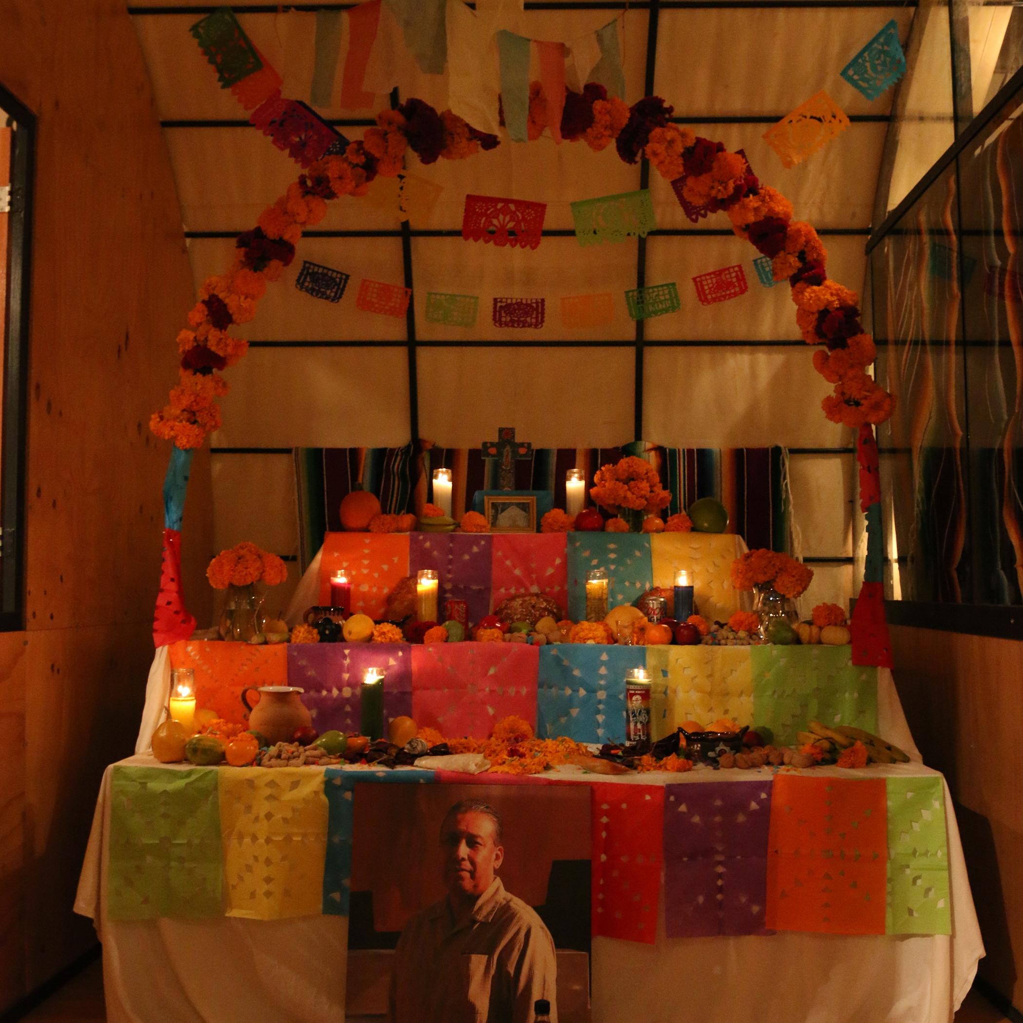 1st Annual Día de los Muertos Community Celebration November 1, 2016