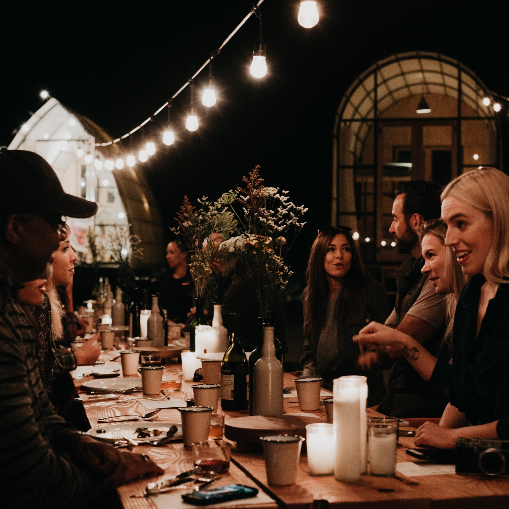 Farm to Table Feast with Moonrise Standard November 25, 2017