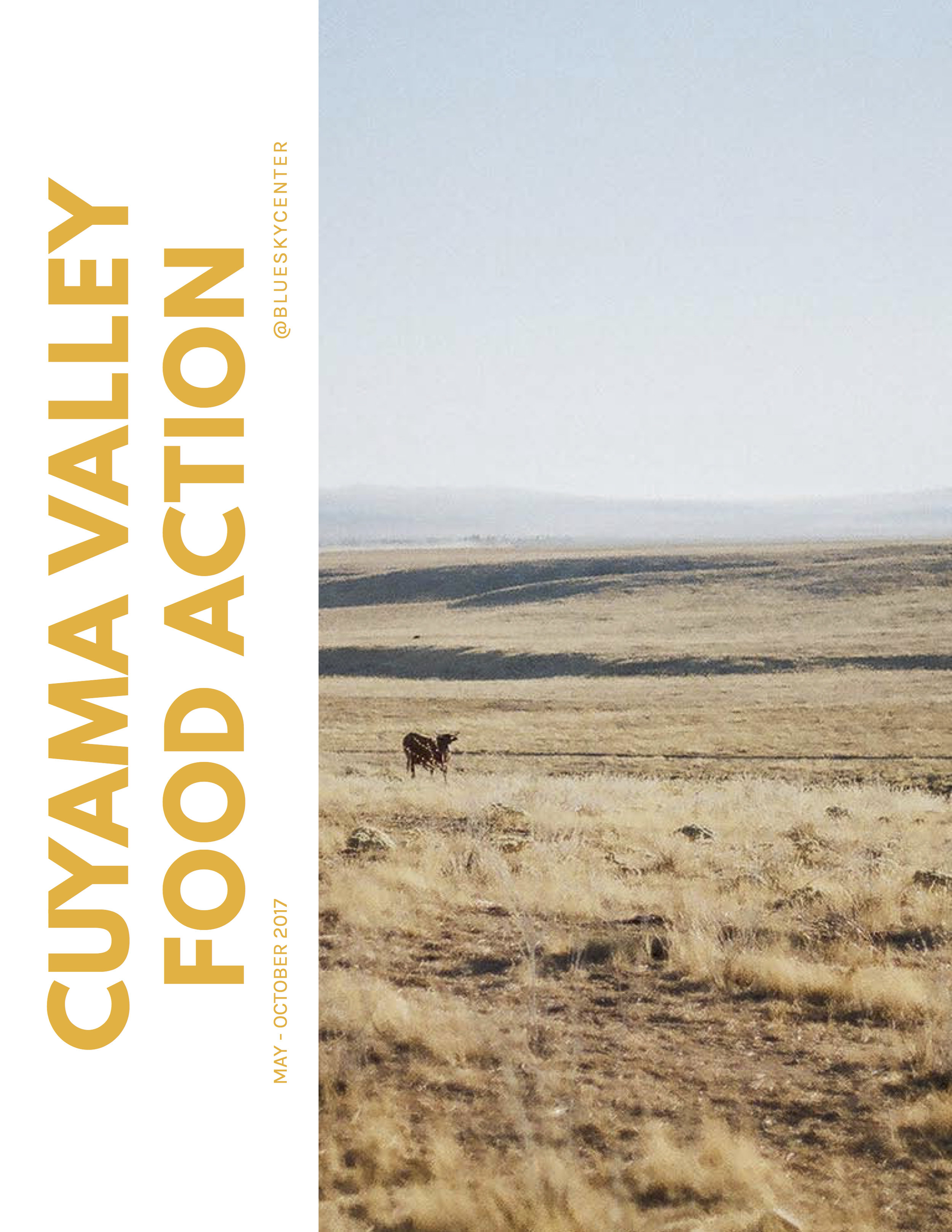 Cuyama Valley 2017 Food Action Report