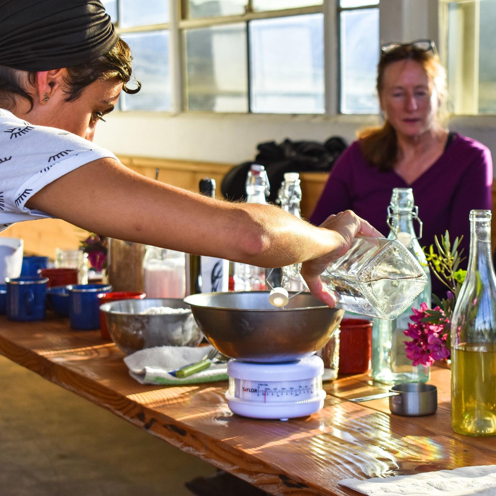 Grains are Good: Community Bread Workshop feat.  The Bread Companion  April 13, 2018