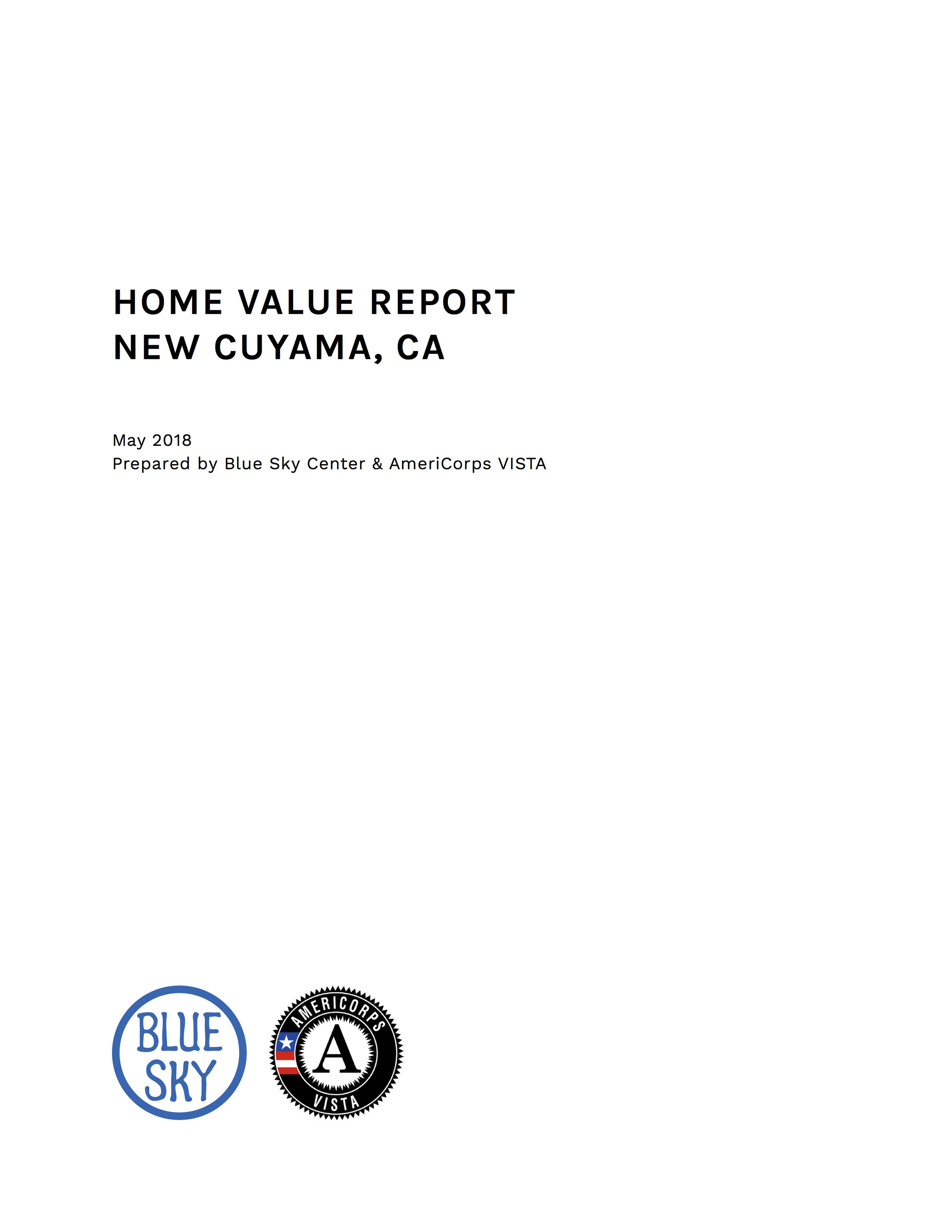 New Cuyama Home Value Report