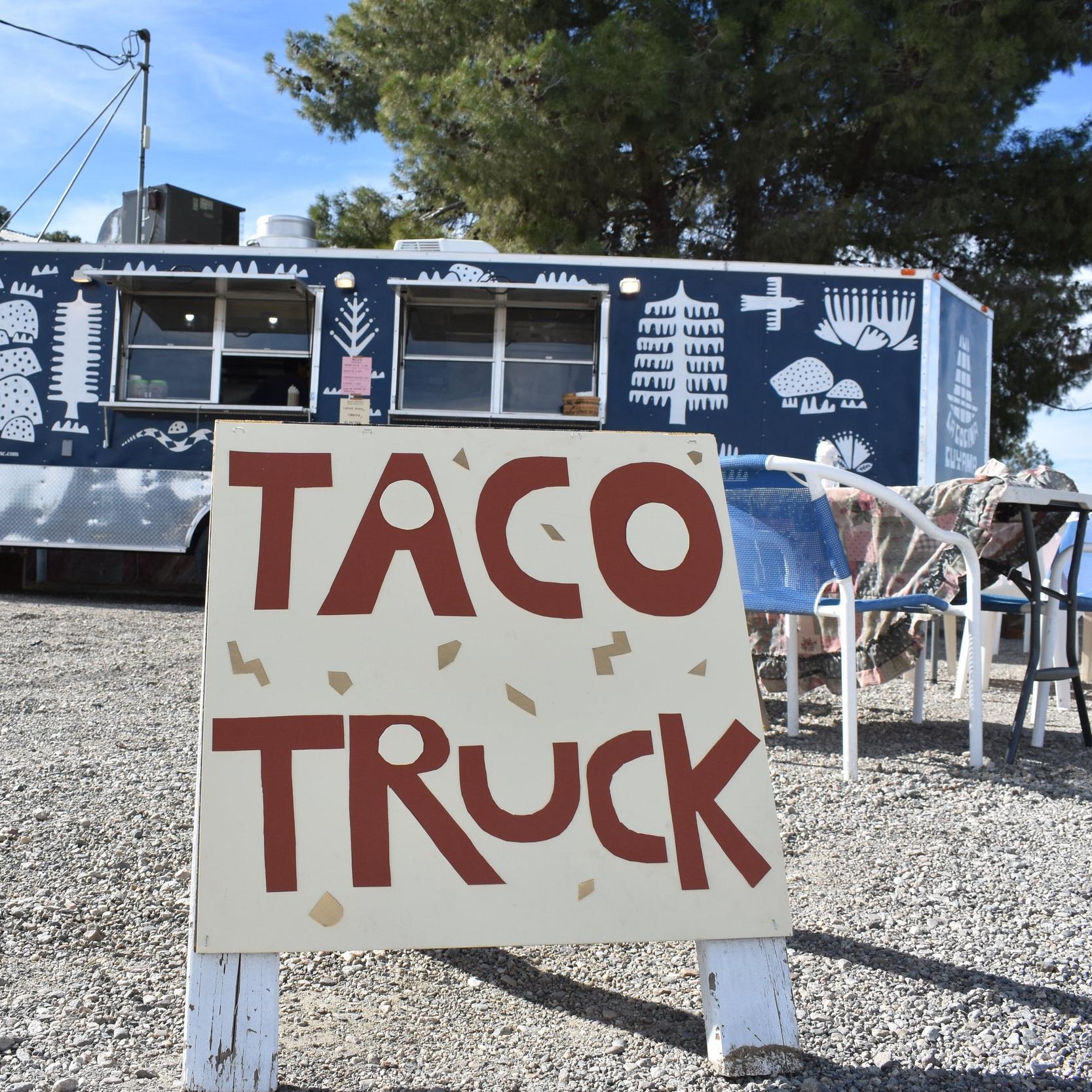 Cuyama Taco Truck January 28, 2019 (12PM - 5PM)