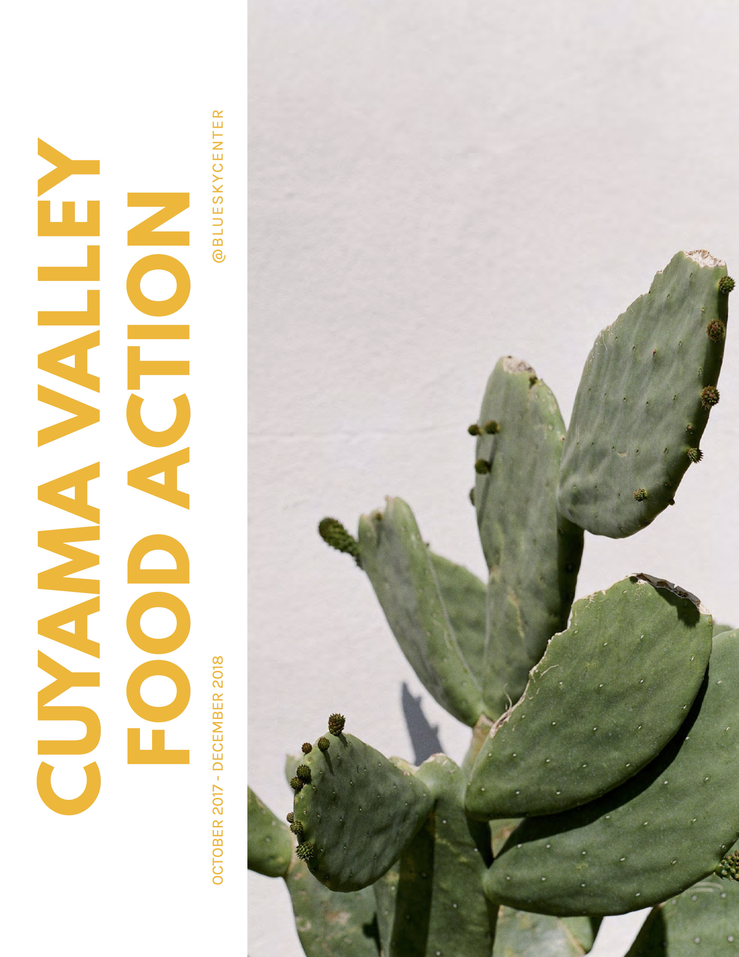 Cuyama Valley 2018 Food Action Report