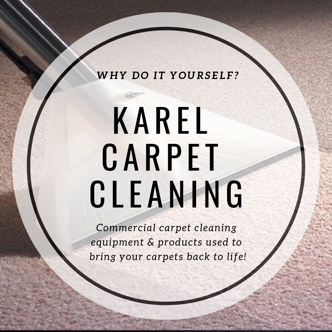 Karel Carpet Cleaning  Cleaning entire houses (and doing a good job!) starting from $50! 519.673.2123.