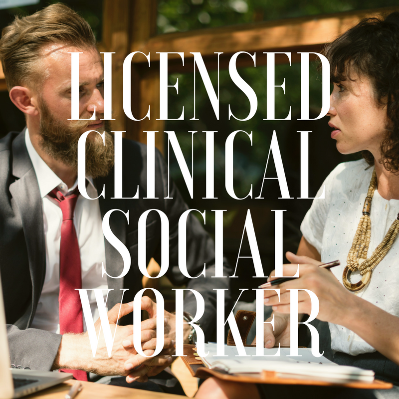 Guide to becoming a Licensed Clinical Social Worker