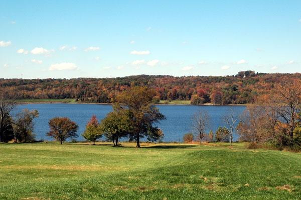 Lake Galena (pictured)