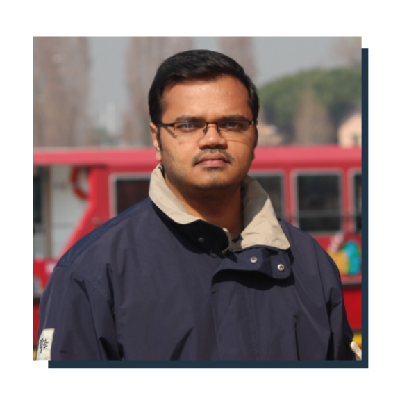 Madan Kumar - Lead Project Manager
