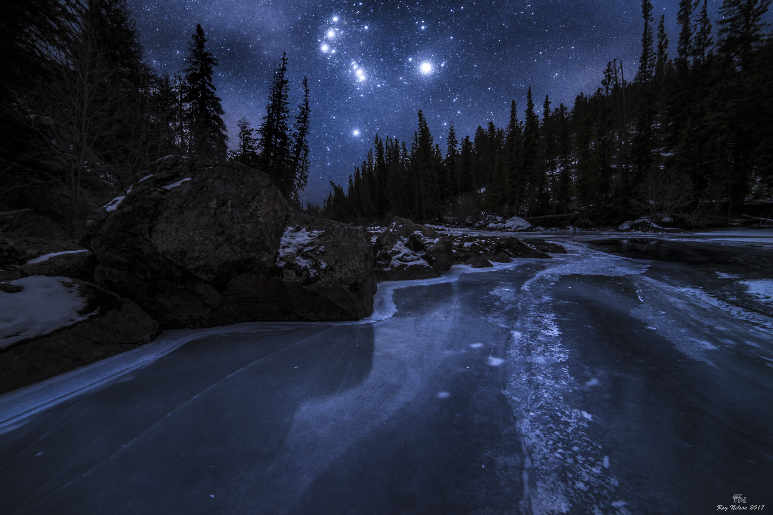 'Frozen Time'