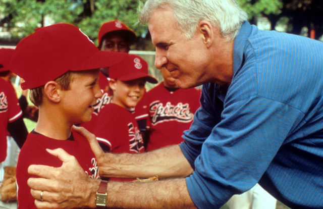 """""""I swore things would be different with my kids. That's my dream. Strong, happy, confident kids."""" Steve Martin as Gil Buckman in the movie  Parenthood."""