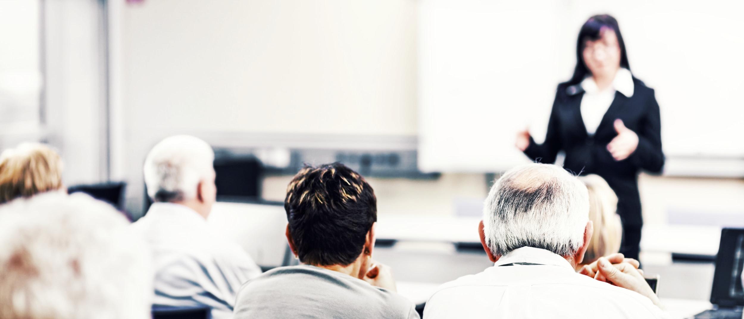Training & Consultation -