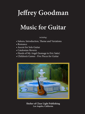 Jeffrey Goodman Music for Guitar  cover.jpg
