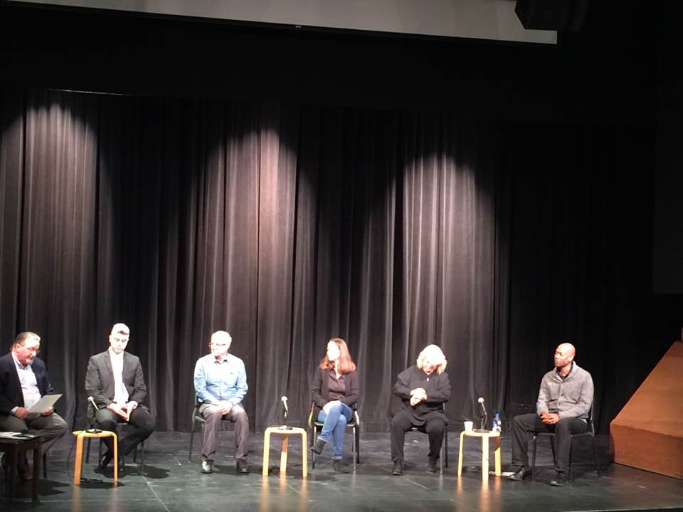 at Cal State Los Angeles - Music Business Symposium