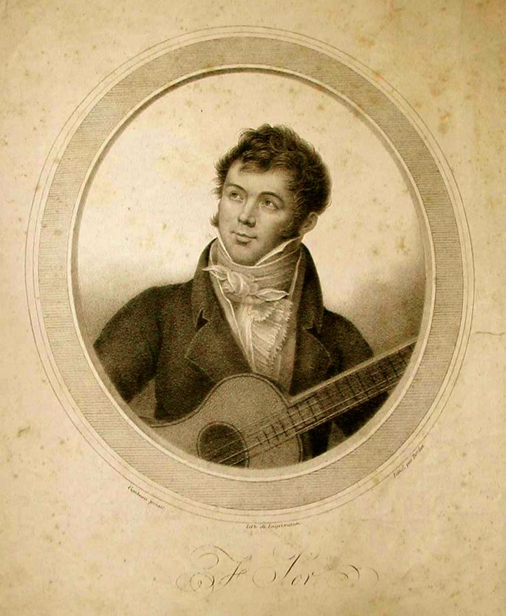 Fernando Sor - Method for the Spanish Guitar
