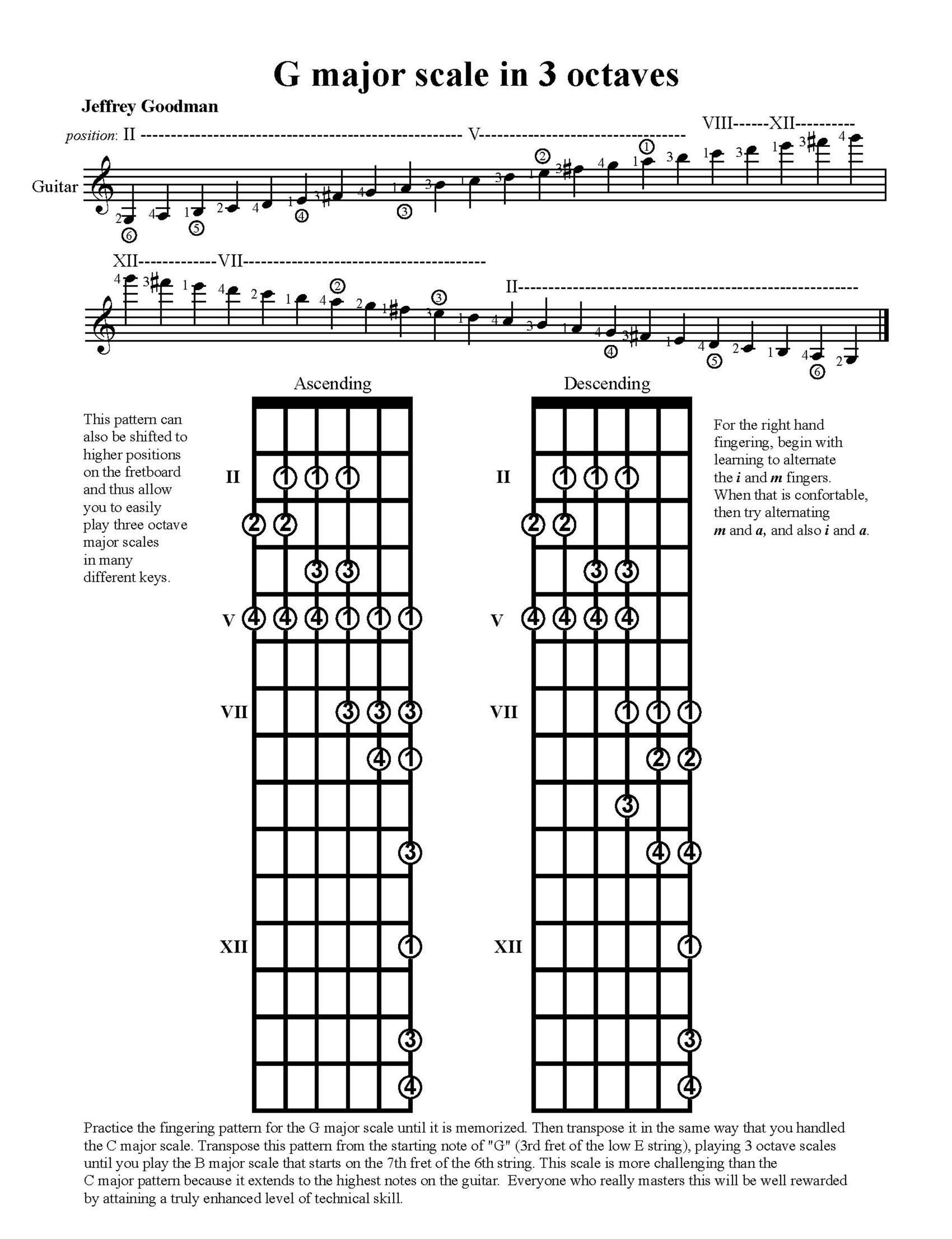 G Major scale - 3 octaves ascending and descending 2.jpg