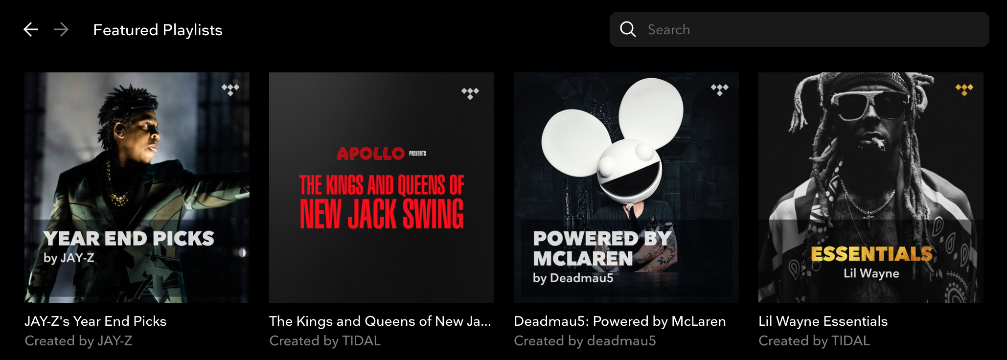 CLICK HERE TO CHECK OUT THE TIDAL PLAYLIST CURATED BY DEADMAU5. THIS SPECIAL COLLECTION FEATURES THE MAU5TRAP Boss's favorite tunes to rock out while driving his McLaren Sportscar!