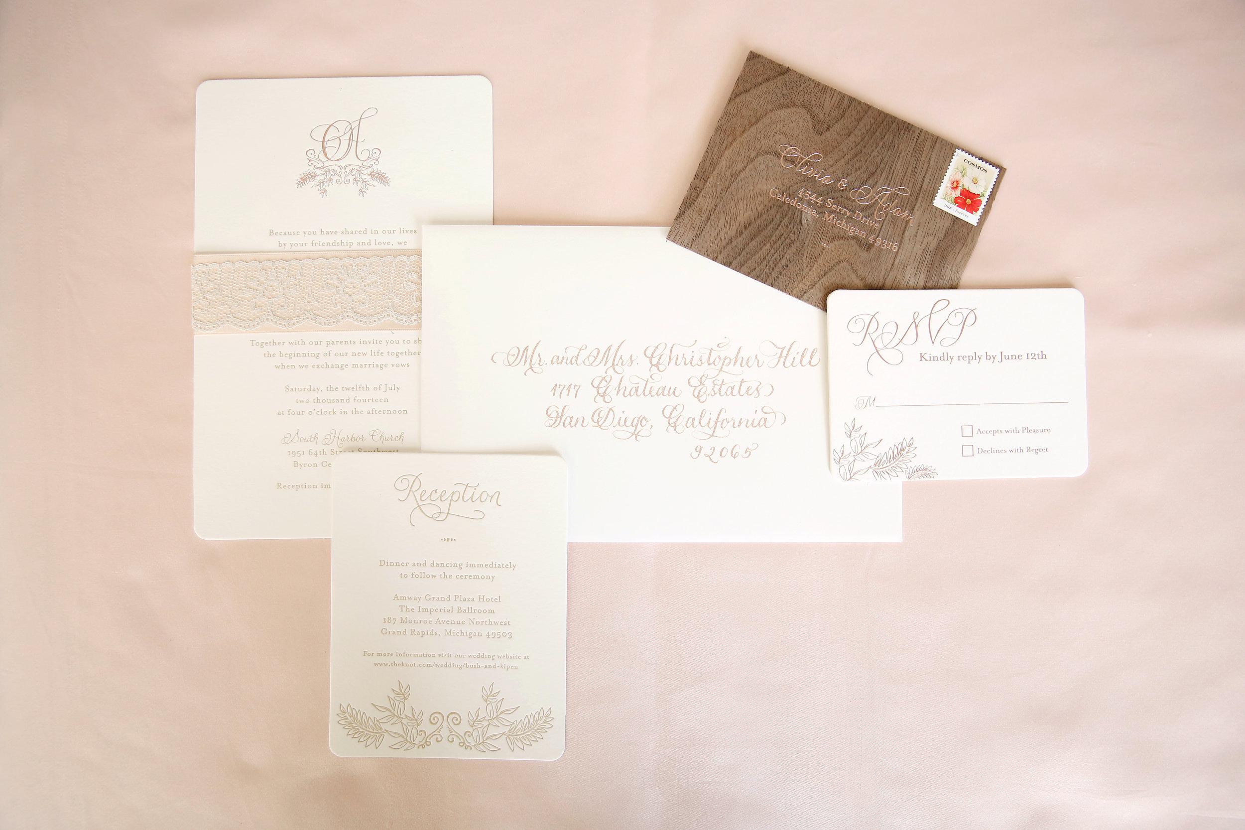 Envelope Addressing
