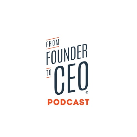 Podcast Interview: From Founder to CEO - WHAT 3000% GROWTH TAUGHT THIS CEO ABOUT ENCOURAGING OTHERS