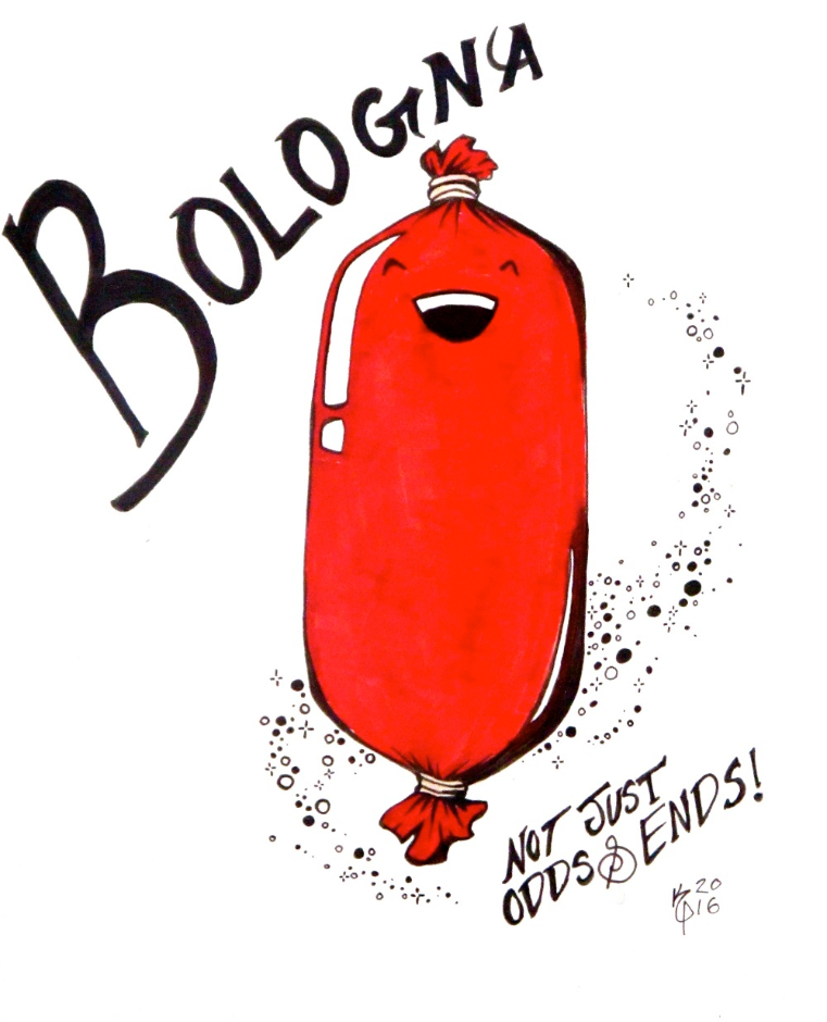 bologna at Foothhills Meats