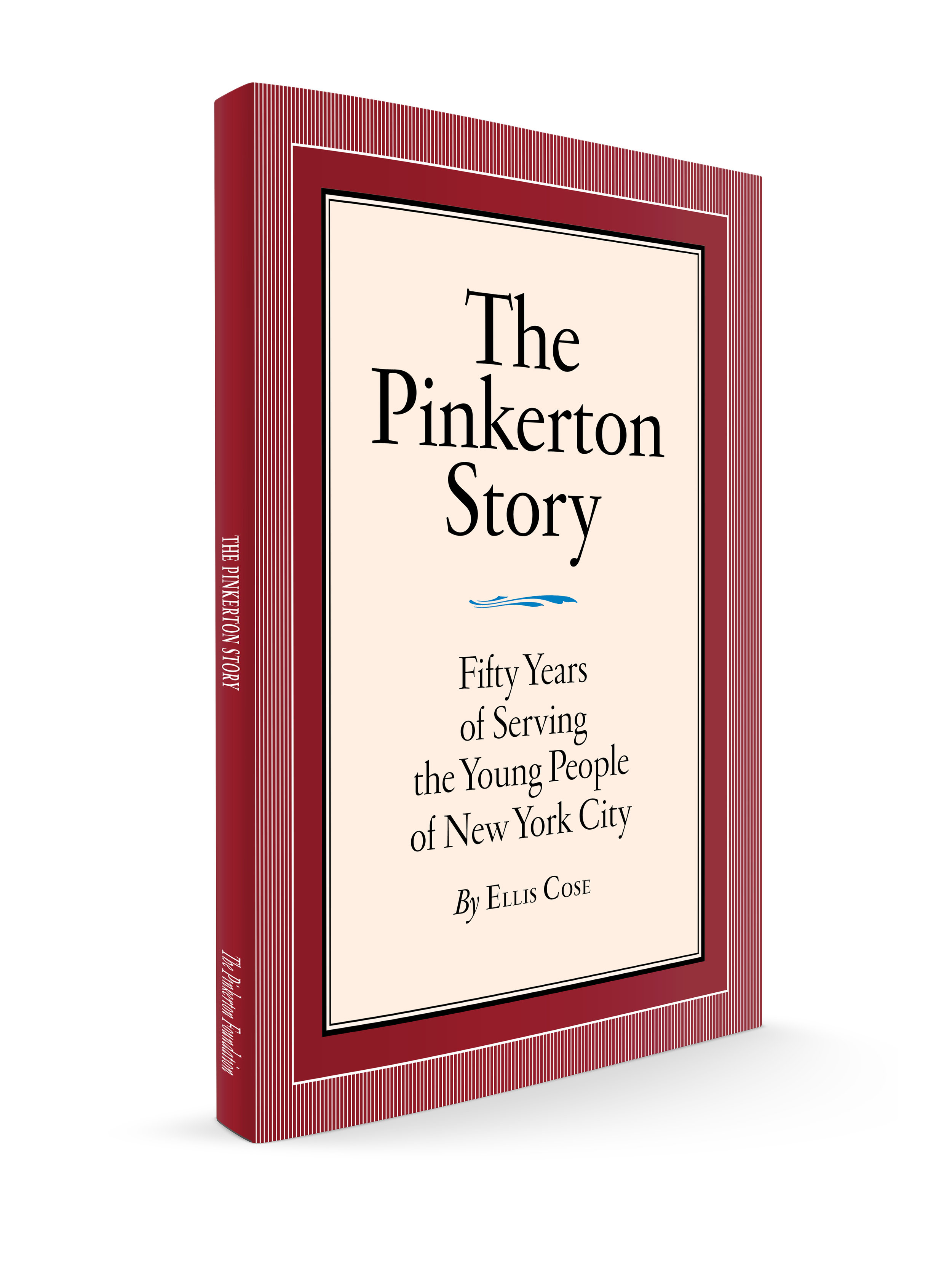 The Pinkerton Story, published by the Pinkerton Foundation.  Roger Black  called me and asked if I'd like to work with him on it. I said yes, so we designed it together. The Pinkerton Foundation awards grants to organizations who create after school programs for kids and young adults in NYC. The goal is to help reduce juvenile delinquency. A wonderful group of people. Photo editor was Karen Mullarkey. Photographs were by Michael Santiago. Designers who worked with me were  Vera Naughton and  Kerstin Michaelsen . The photo essays highlight certain very successful programs the foundation has worked with. A fun project with nice typographic details and wonderful images.