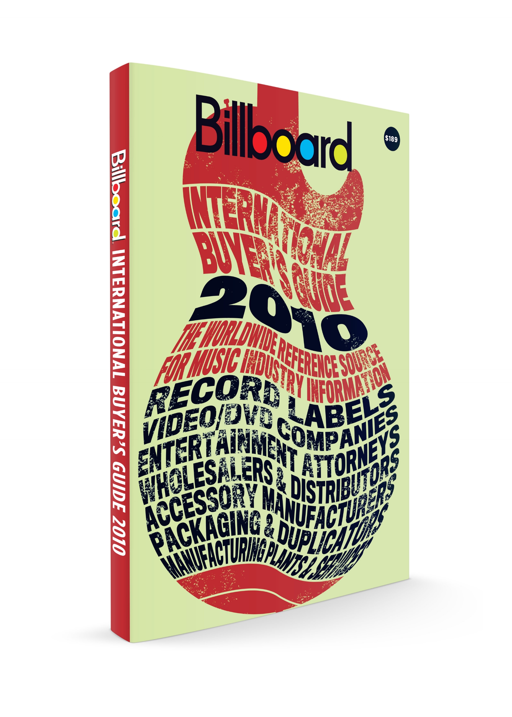 International Buyer's Guide published by Billboard Magazine