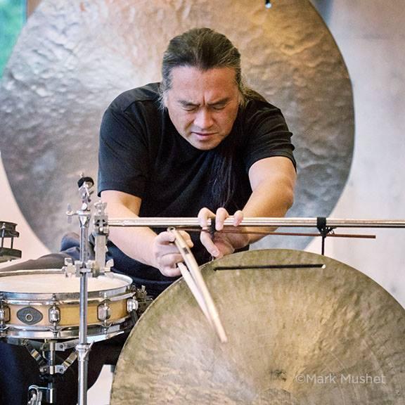 Experimental Percussionist: Tatsuya Nakatani