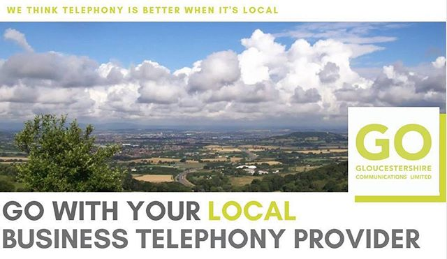 Go Gloucestershire Communications Ltd, your one stop shop for ALL of your telecoms and IT needs!! Get yourself booked in now for a free no obligation telecoms and IT review!  Please check out all of the services that we can help support your business with: https://www.gogloscomms.co.uk/  Contact us on 01452 238866 or email michael.stanley@gogloscomms.co.uk to arrange your free communications review.  You can also book online here   https://app.acuityscheduling.com/schedule.php?owner=15368377