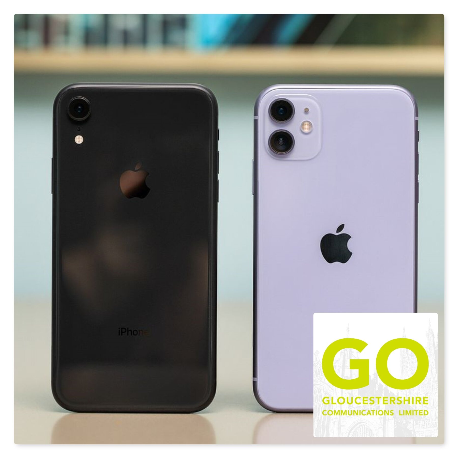 Iphone 11 Ee Business Mobile Double Data Offer 100 Gb For The Price Of 50 Gb Go Gloucestershire Communications Ltd