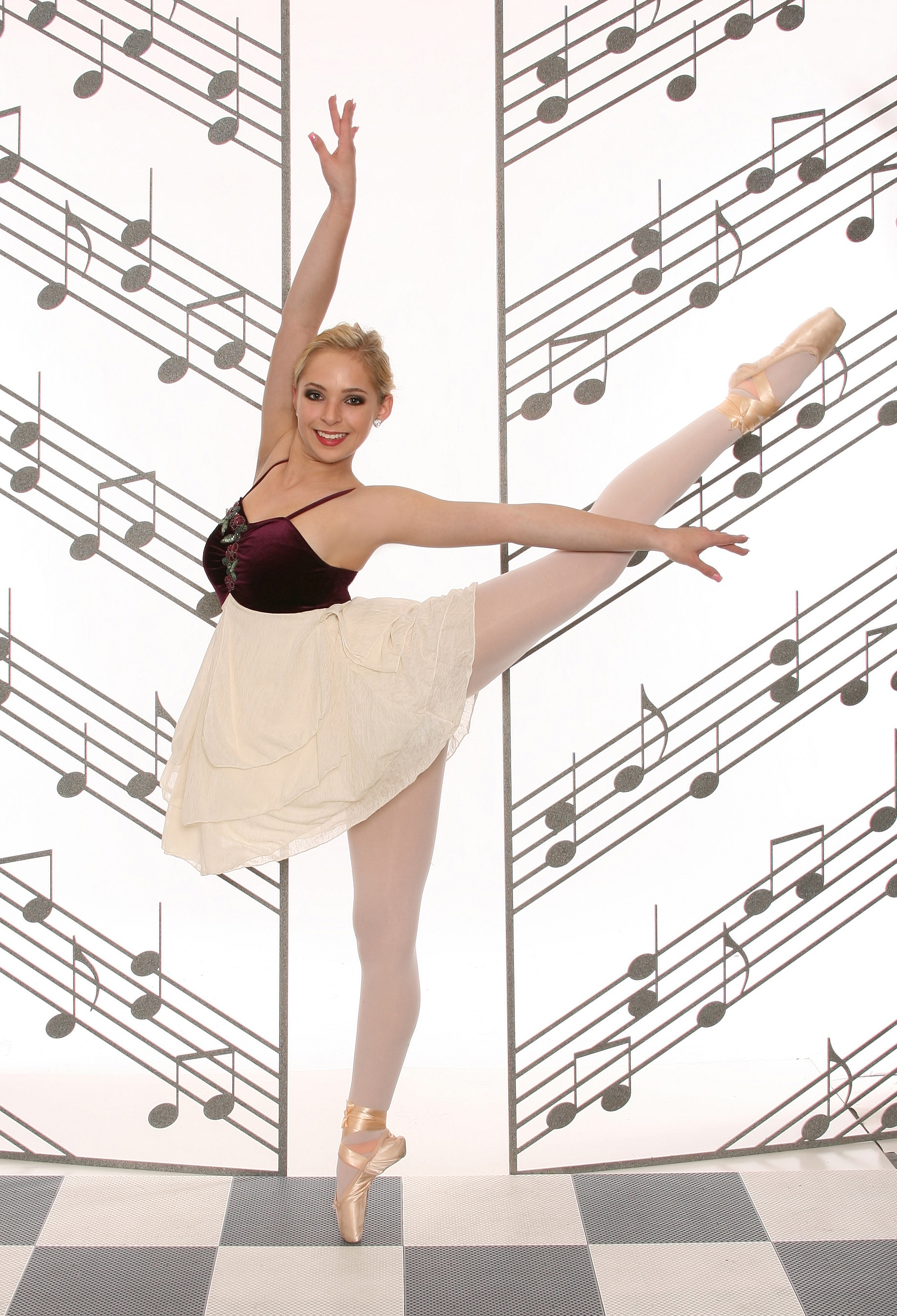 Wanna make your pointe memorable? - To learn more click here