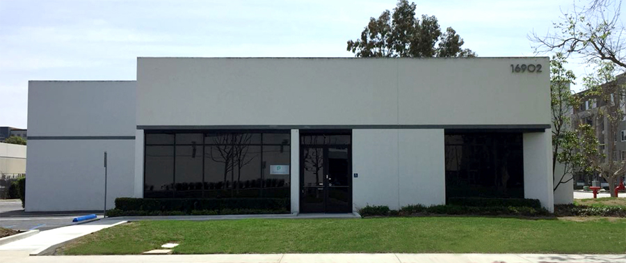 MILLIKAN SITE :: Existing structure converted into an energy storage facility