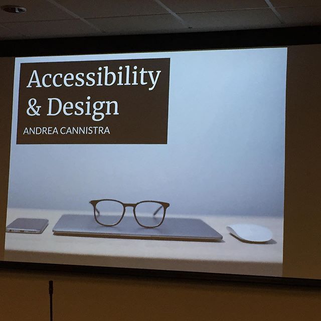 Great talk by @acannist  organized by @aigatampabay !