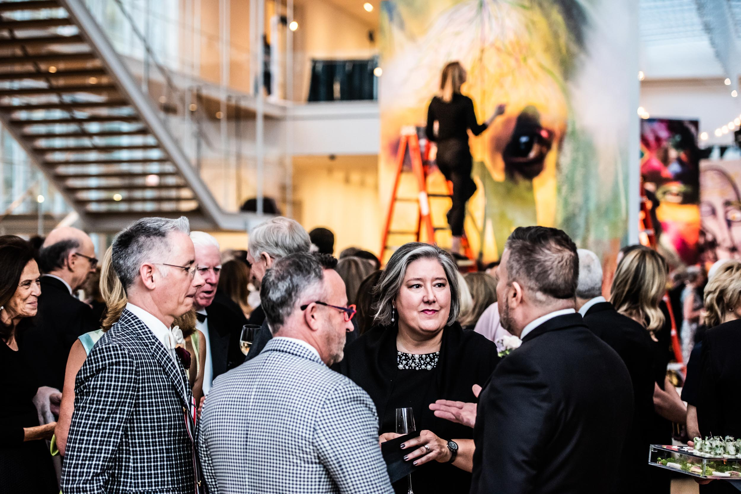 MASTERPIECE19 GALA - We were honored to photograph this centerpiece of the Art Institute's year.