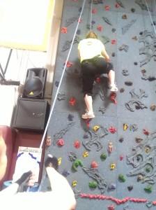 LInda climb 3