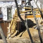 excavation & beam