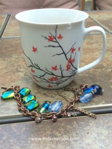 mug & bracelet