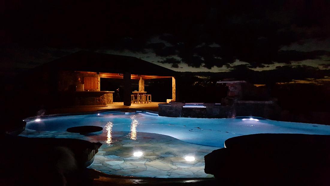 BMR Pool and Patio outdoor night pool lights.jpg