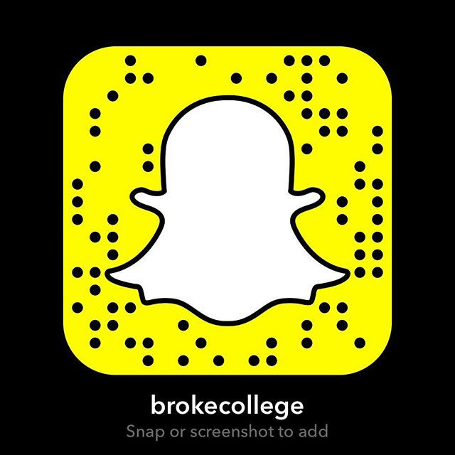 Make sure you follow BCK on snap chat to see the journey and production of MARCH MADNESS tonight at Middle East Night Club - - SC: Brokecollege