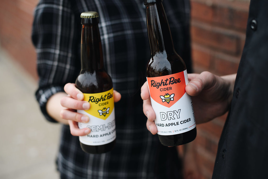 Right Bee Cider