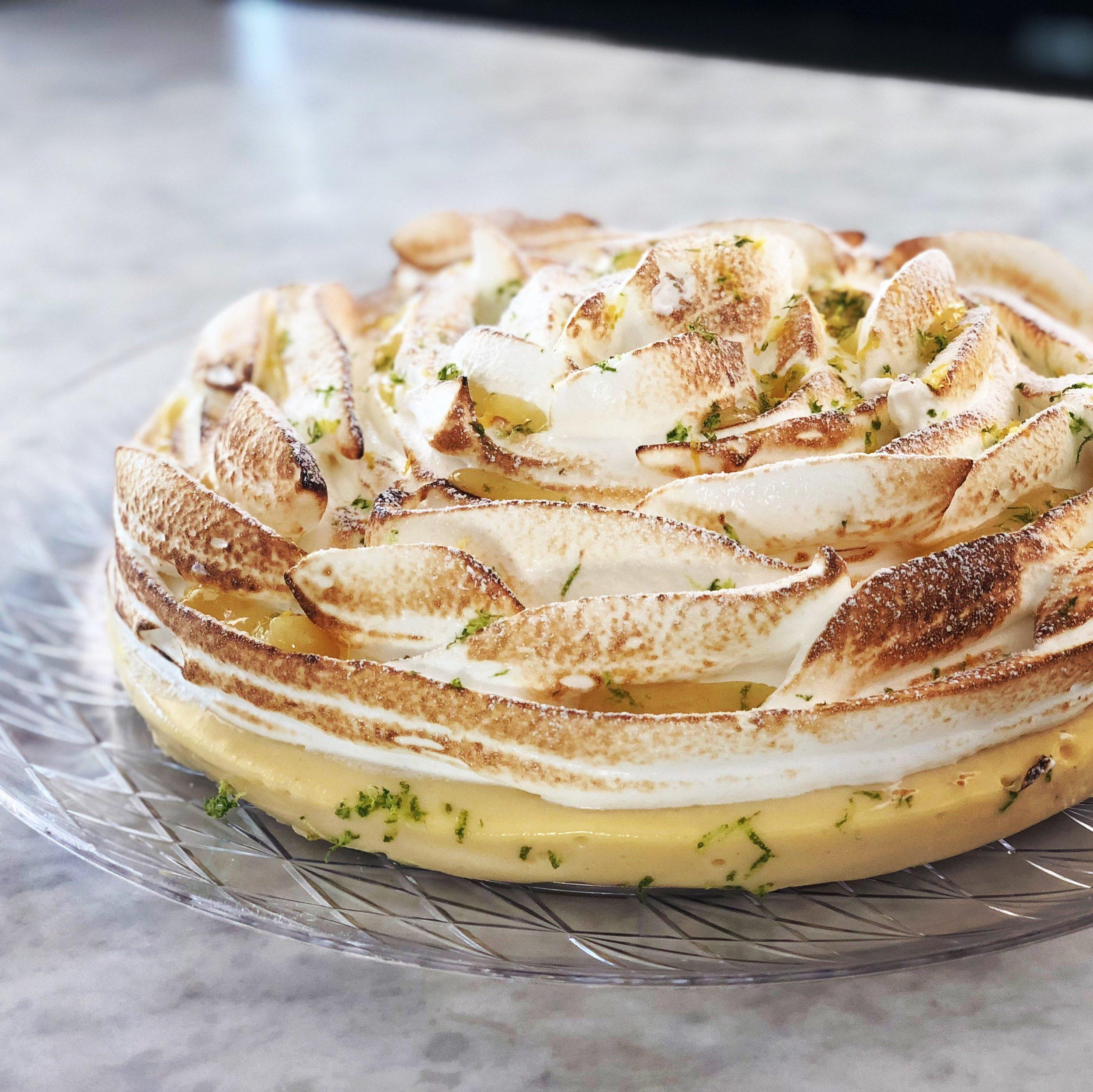 Our Lemon Meringue Pie at Houston White Co.