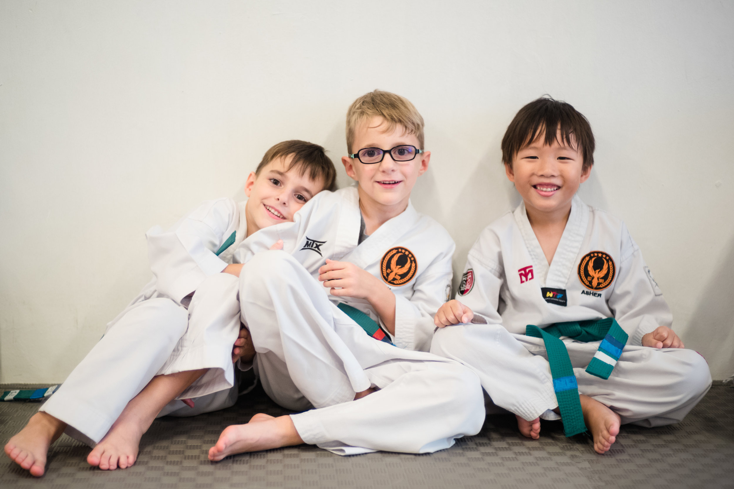 Is Taekwondo right for your child? - Find out more about a father's viewpoint on the topic.