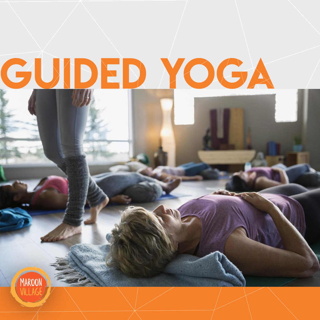 Guided Yoga