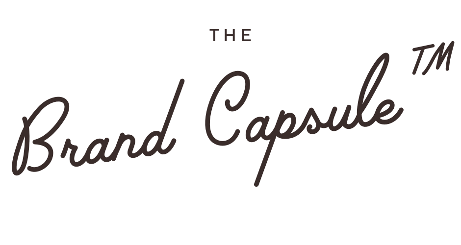 the brand capsule by studio co.creative
